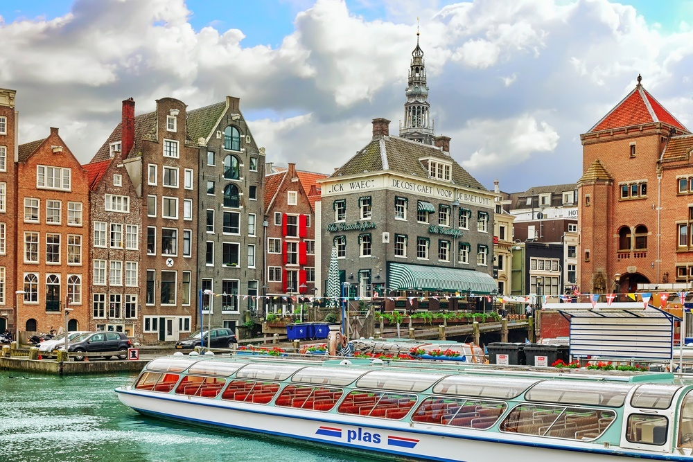 Rejser Til Amsterdam Med Fly Og Hotel