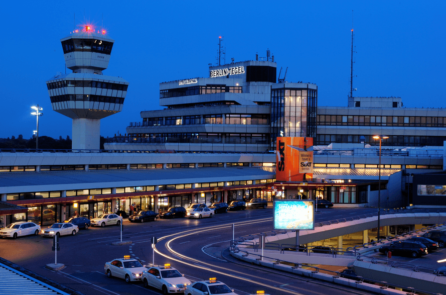 berlin tegel lufthavn