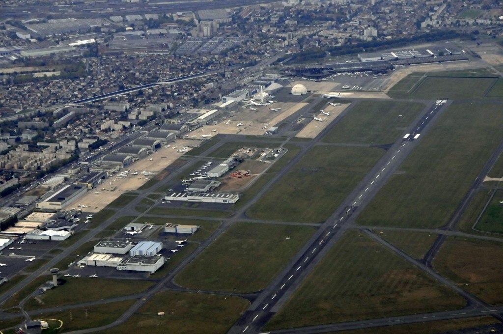 Paris' mest centrale lufthavn: Le Bourget