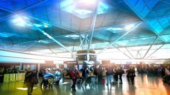 Flybilletter til Stansted Lufthavn / Airport