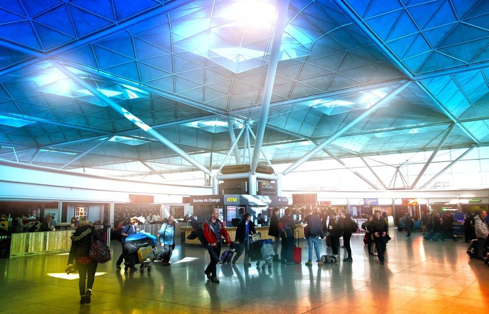 standsted lufthavn london