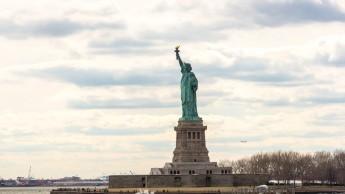 Frihedsgudinden (New York)