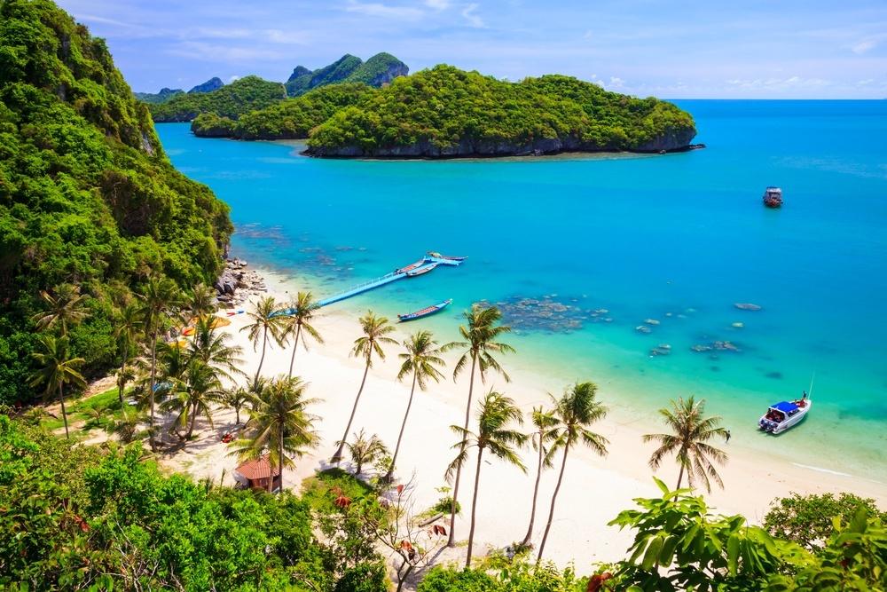 Koh Samui i thailand