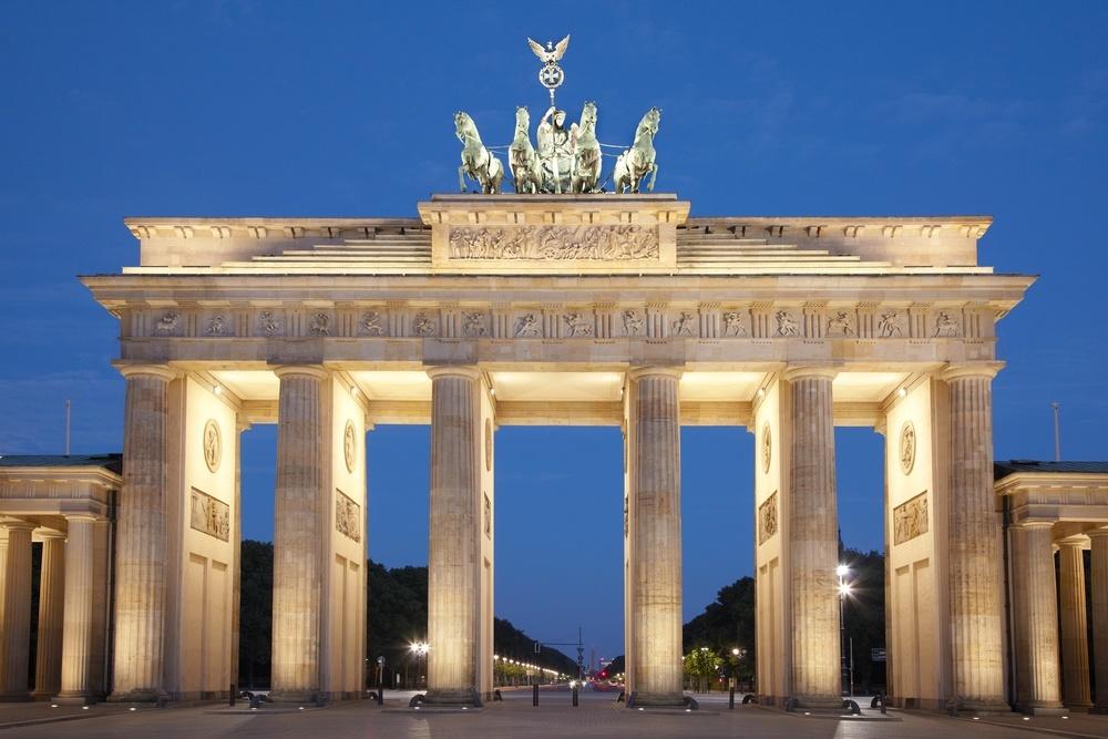 Brandenburger Tor L 230 S Om Brandeburger Tor I Berlin Her
