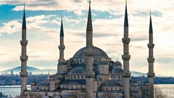 Den Blå Moské (Istanbul)