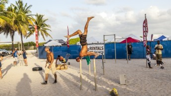 Muscle Beach (Miami)