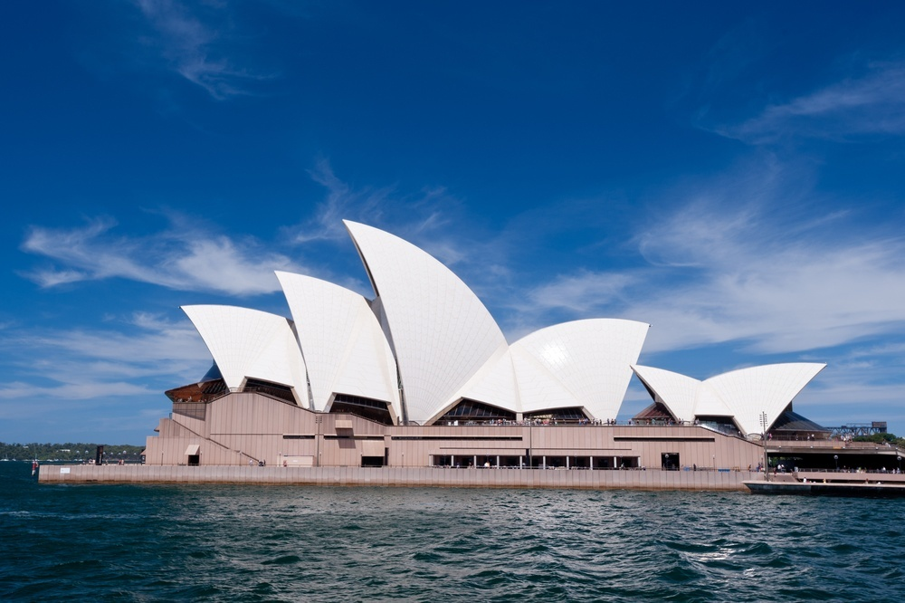 sydney opera house australien l s alt om sydney opera. Black Bedroom Furniture Sets. Home Design Ideas