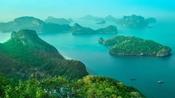Angthong National Marine Park (Koh Samui)