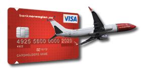 I 2016 kommer Bank Norwegian til Danmark. Her kan vi optjene Cash Points ved at bruge penge.