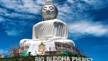 Big Buddha i Chalong i (Phuket)