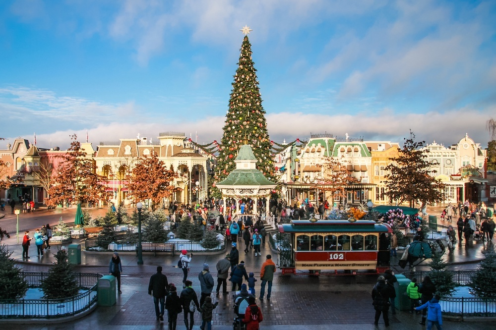 Disneyland Paris (Paris)