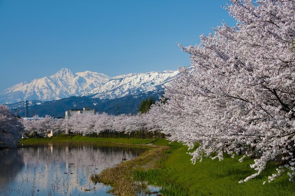 Mount Myoko i Japan