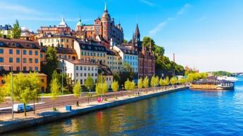billig euro mager i Stockholm