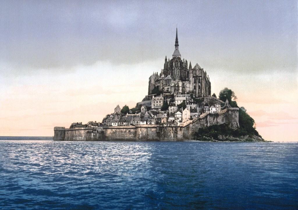 Mont st. Michel (Frankrig)