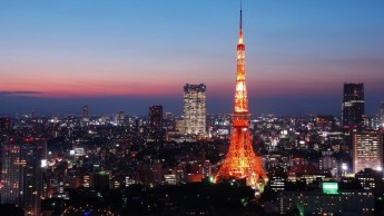 Tokyo Tower (Japan)