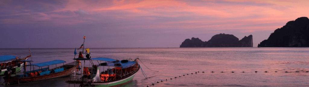 thailand billige fly